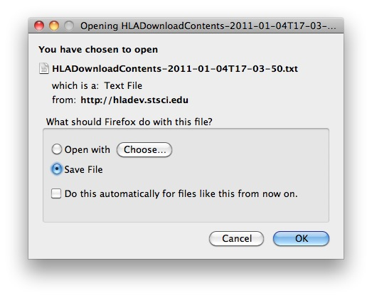 Firefox dialog screenshot
